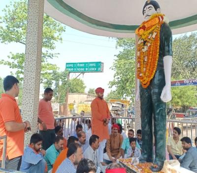 कारगिल युद्ध! शहीद कमलेश सिंह की 20वीं पुण्यतिथि पर दी गयी भावभीनी श्रद्धांजलि