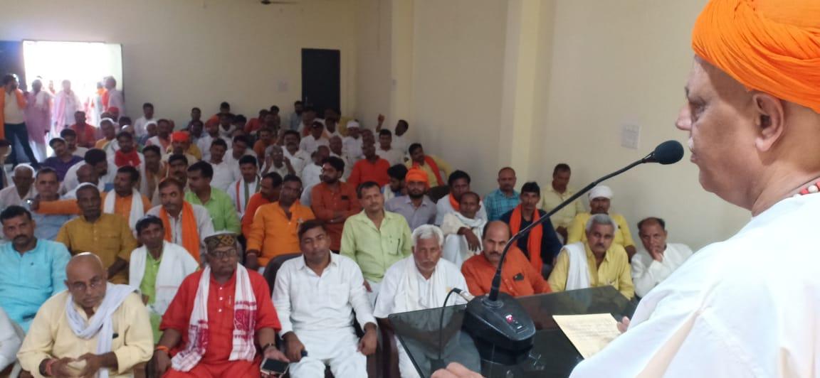बलिया के नवनिर्वाचित सांसद का गाजीपुर में हुआ जोरदार स्वागत