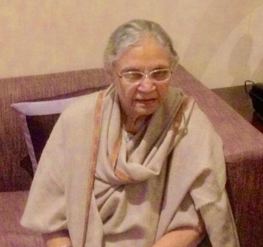 निधन ! एस्कॉर्ट्स अस्पताल में पूर्व मुख्यमंत्री शीला दीक्षित ने तोड़ा दम