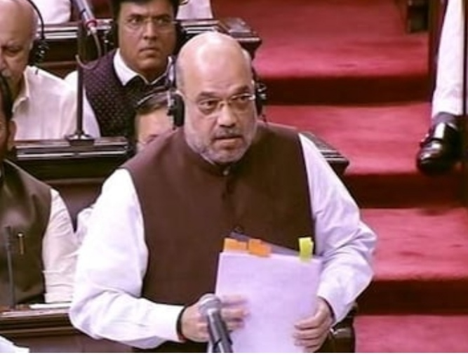 लोकसभा ! पहला सत्र संपन्न, जम्मू-कश्मीर पुनर्गठन सहित 36 विधेयक पारित