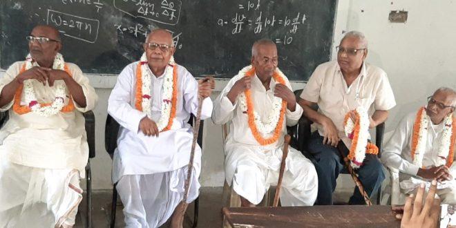 प्रबंध समिति चुनाव ! डीएवी कालेज के अध्यक्ष बने डा. रमाशंकर लाल