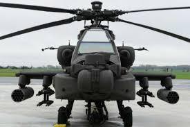 अपाचे हेलीकॉप्टर! बढ़ी वायु सेना की मारक क्षमता