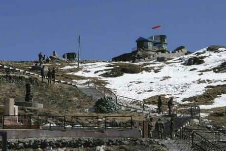 सुरक्षा ! भारतीय सेना सड़क मार्ग से 40 मिनट में पहुंचेगी डोकलाम