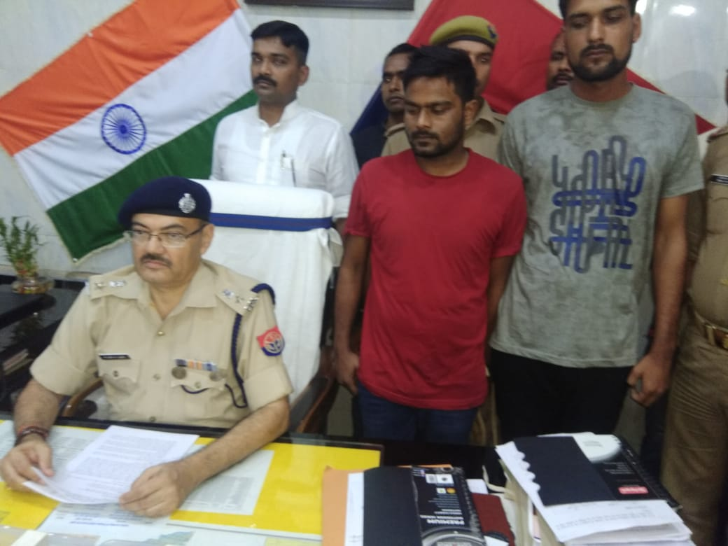 पचास हजारी दो इनामियां बदमाश चढ़े पुलिस के रडार पर