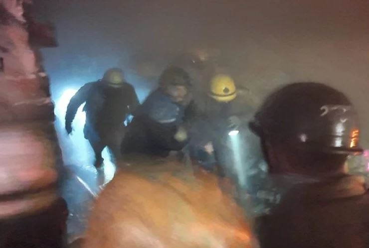 अग्निकांड ! फैक्ट्री में आग से 43 जिन्दगियां खाक, दर्जनों झुलसे