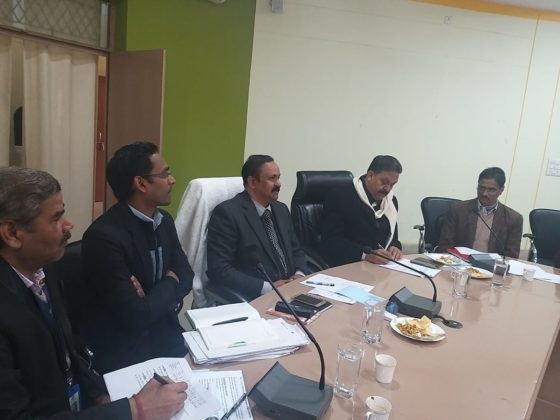 जिला स्तरीय समीक्षा समिति की बैठक सम्पन्न