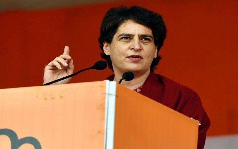 प्रियंका गांधी ! सरकार पर निकाली भड़ास, सीएए को बताया संविधान विरुद्ध