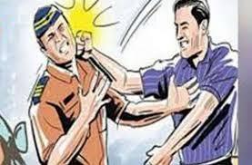 दुस्साहस! सिपाहियों को पीटकर मनबढ़ फरार,खोज में जूटी पुलिस