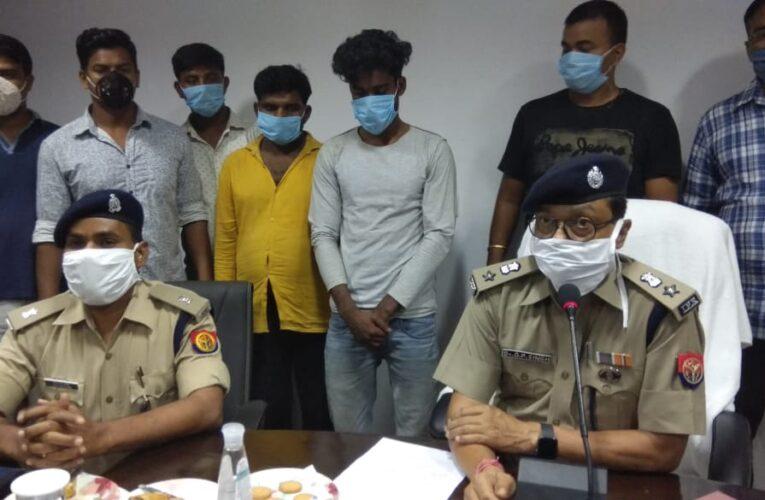 धोखाधड़ी में दो लाख रुपये संग दो अभियुक्त गिरफ्तार