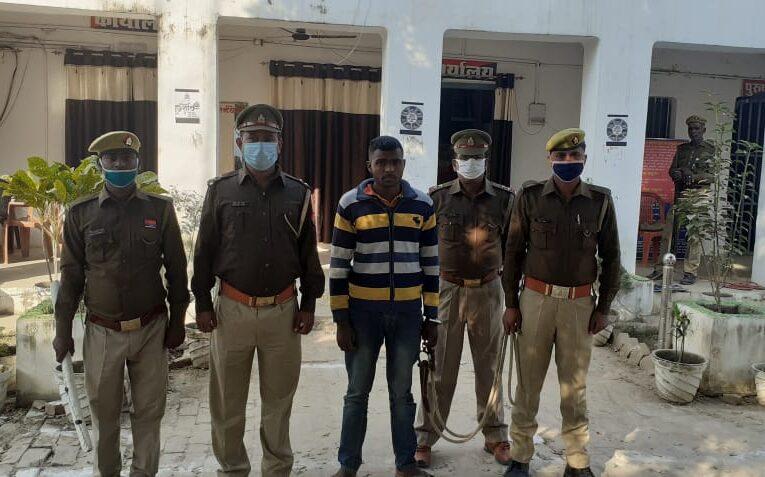 वांछित हत्यारोपी चढ़ा पुलिस के राडार पर
