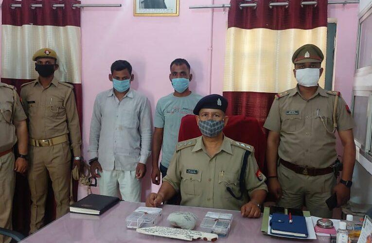 चौबीस घंटे के भीतर हत्याकांड के दोनों अभियुक्त चढ़े पुलिस के राडार पर