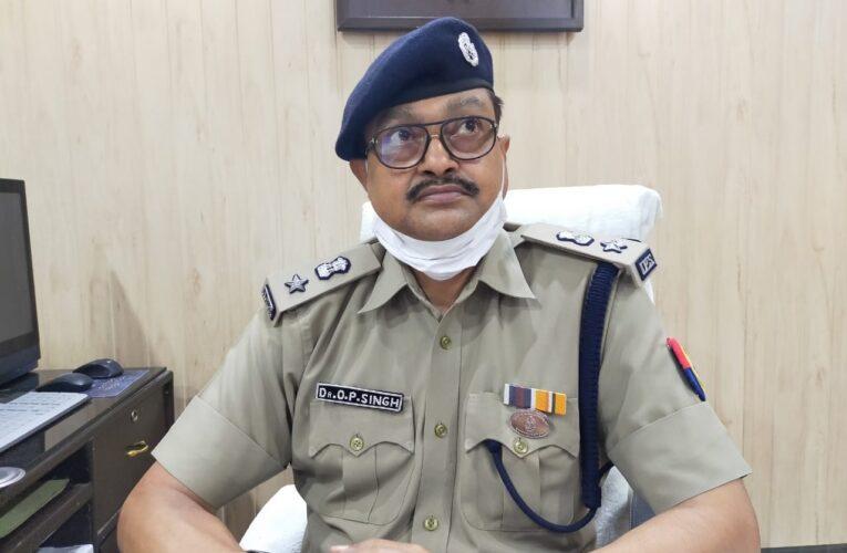 जिले में दौड़ी पुलिसिया तबादला एक्सप्रेस