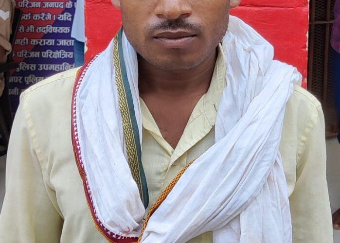 वांछित पन्द्रह हजार रुपये रुपये का इनामियां अभियुक्त गिरफ्तार