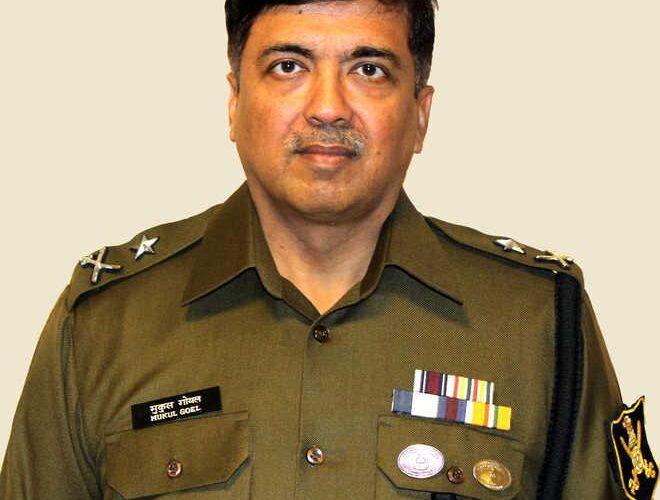 मुकुल गोयल बने उत्तर प्रदेश पुलिस के नए डीजीपी