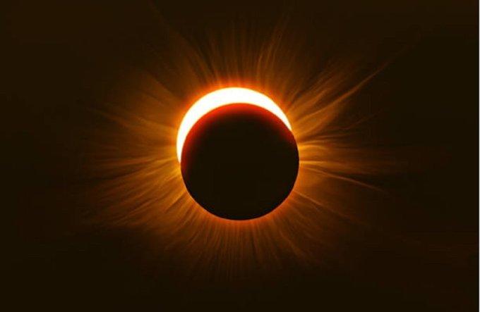 सूर्य ग्रहण आज