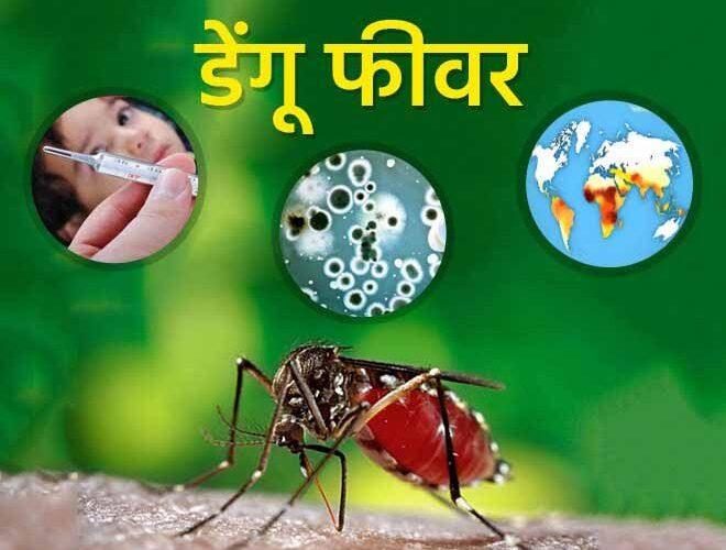 डेंगू से बचाव के लिए साफ-सफाई आवश्यक